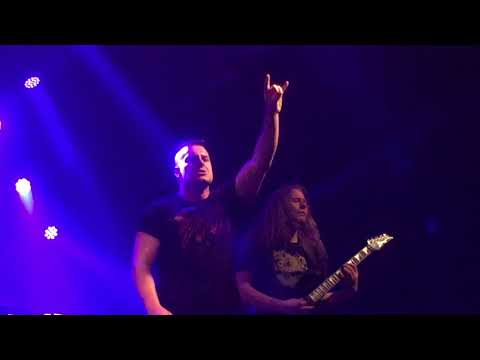 DISENTOMB Live Santana 27 Bilbao 11-11-2017