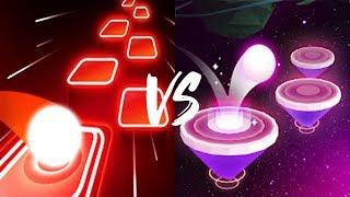 Tiles Hop: EDM Rush VS Hop Ball 3D | TheFatRat - Unity (Xmas) screenshot 3