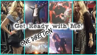 Get Ready with Me - Concert!