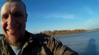 рибалка під час льодоходу