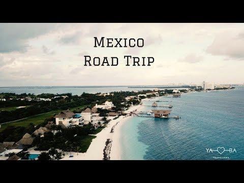 Best of Riviera Maya | Mexico Road Trip | Part 1