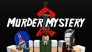 I failed to be the next Ted Bundy | Roblox Murder Mystery