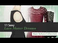 11 Sexy Lace Skater Dresses Best Sellers Collection