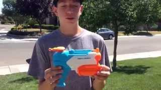 Nerf Super Soaker Microburst 2 Review