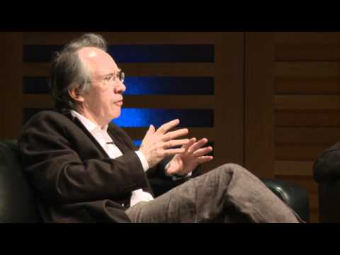 Ian McEwan interview at the Guardian Open Weekend festival