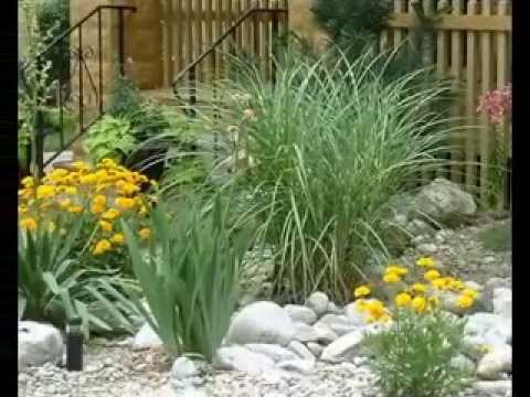 DIY decorating Ideas for Small rock garden - YouTube on Small Garden Ideas With Rocks id=40212