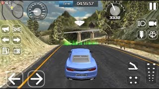 Offroad Car Simulator 3D - Mountain Driving Simulator Games - Android Gameplay FHD