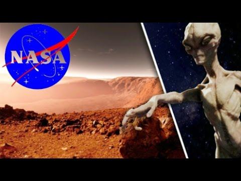 NASA Facing a Lawsuit because they Hide the Truth about Alien Life on Mars