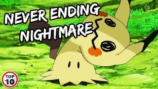 Top 10 Scary Pokemon Gaming Myths