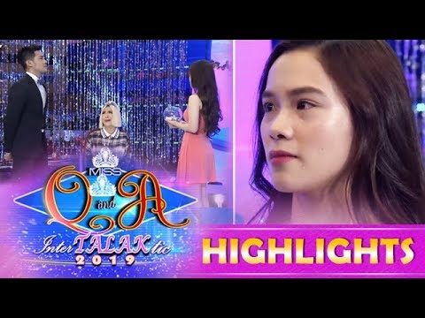 It's Showtime Miss Q & A: Ate Girl Jackque wows madlang people with her acting skill