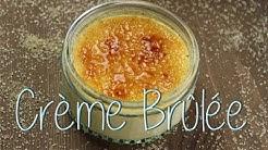 Crème Brûlée Rezept - gelingsicher & einfach - französisches Dessert mit Karamellkruste