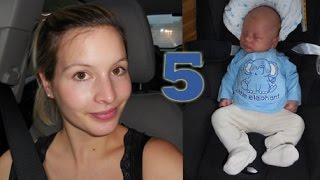 Kai & Ich - 5 Wochen nach der Geburt - Baby Update