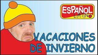 Vacaciones de Invierno | Cuentos para Niños en Español Latino | Aprende con Steve and Maggie