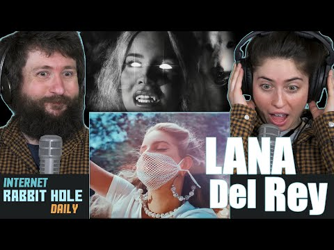 Lana Del Rey - Chemtrails Over The Country Club ( ) | irh daily REACTION!