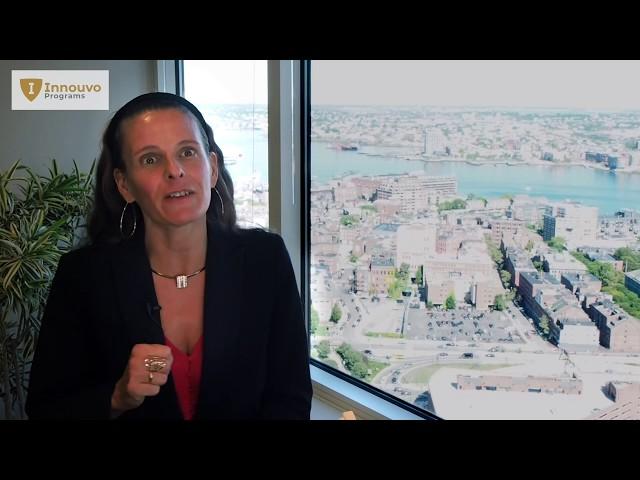 CEO Defymed - Severine Sigrist - Testimonials Innouvo program