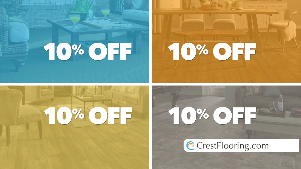 Crest Flooring Inventory Reduction 2017