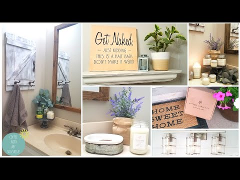 bathroom-makeover-refresh-|-antique-candle-co-|-diy-modern-farmhouse-ideas-|-budget-decor-remodel