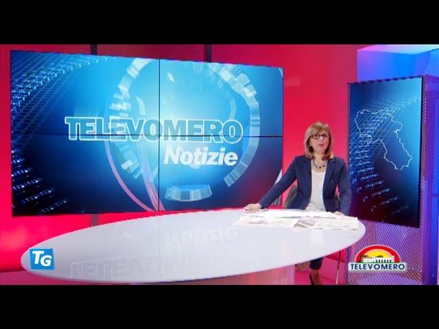 TELEVOMERO NOTIZIE 26 FEBBRAIO 2021 EDIZIONE DELLE 20 30
