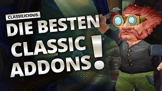 Classilicious - Die besten Addons in Classic | World of Warcraft: Classic