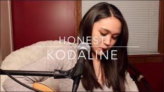Honest: Kodaline (Acoustic Cover)-Meredith Okamoto