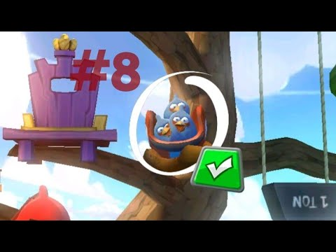 Angry Birds GO #8: The Blues recruited - YouTube