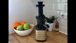XIAOMI slow juicer model SMART…
