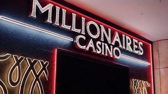 Millionaires Casino is back at Two Rivers Mall | Expect The Unexpected