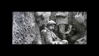"""""""LOIN DE VOUS"""" chanson qui rend hommage au """"poilu"""" mort au champ d"""