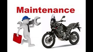 Motorcycle Maintenance for Long Rides - DIY Tips