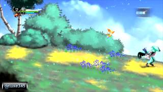 Dust: An Elysian Tail Gameplay (PC HD)