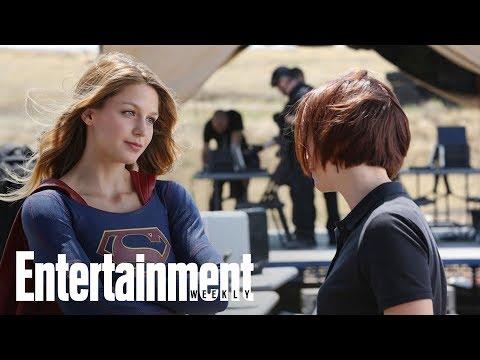 Supergirl Star Melissa Benoist Addresses E.P.'s Suspension | News Flash | Entertainment Weekly