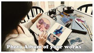 Альбом Ваших работ 🤗 Photo Album of your works👌🏻