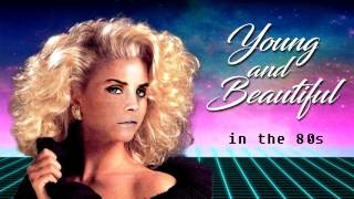 Gambar cover Young and Beautiful in the 80s | Lana Del Rey (Retro Remix)