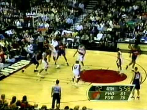 NBA Classics: Portland Trailblazers vs Phoenix Suns (1997)