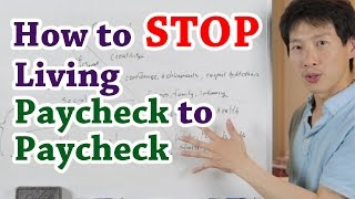 How to Stop Living Paycheck to Paycheck | BeatTheBush