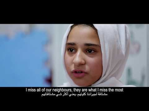 """What I Miss"" in the voices of the children of Iraq"