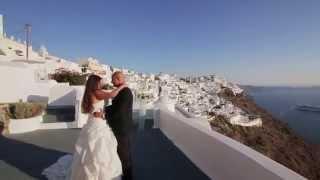 Свадьба на Санторини в отеле Alta Vista Suites(Подробное описание и стоимость символической свадьбы смотрите здесь: http://www.pssp.ru/svadba-na-santorini/simvolicheskaya-svadba-na-san..., 2014-04-11T05:22:24.000Z)