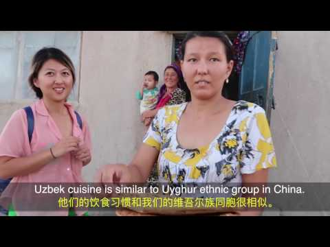 Travel Flip-Flops - Visiting Uzbekistan (Episode 3)