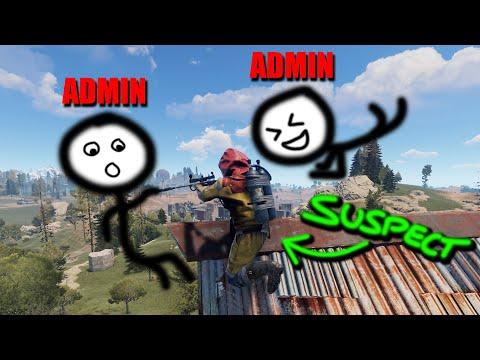 Скачать CATCHING & BANNING a CHEATER! | Rust Admin - смотреть онлайн - Видео