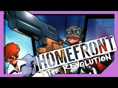 Timesplitters 2 in Homefront: The Revolution - How Does It Compare? - Port Patrol