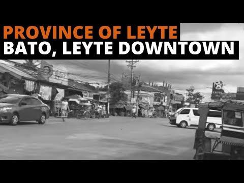 [Leyte Travel Guide] Province of Leyte | Bato, Leyte | Eastern Visayas | Downtown