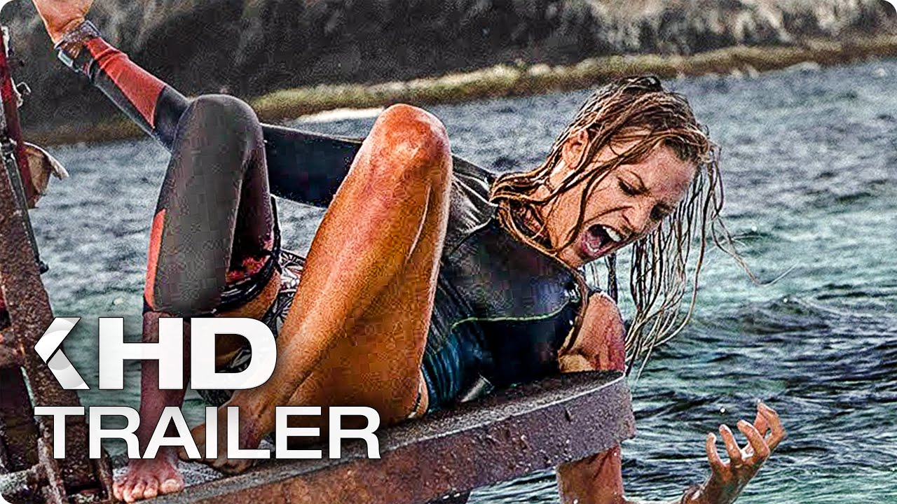 Day Of The Dead Girl Wallpaper The Shallows Trailer 2016 Youtube