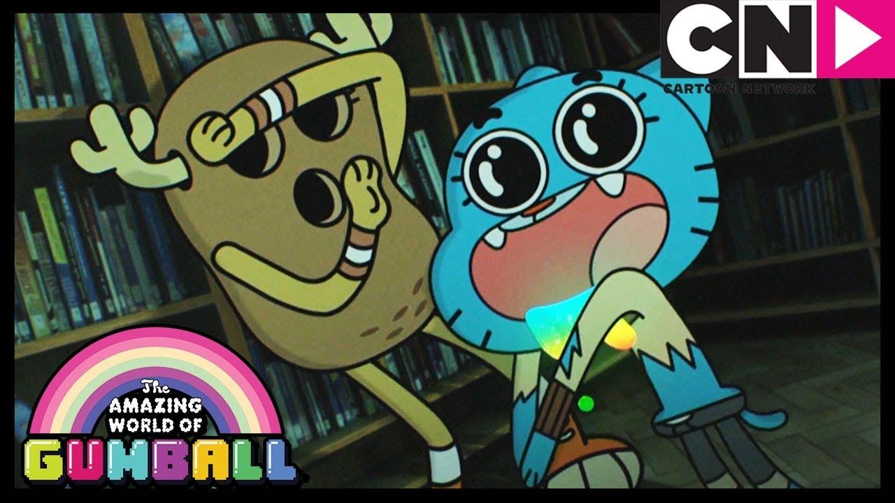 Download Gumball | Disease Spreads Around School! The Joy (clip) | Cartoon Network