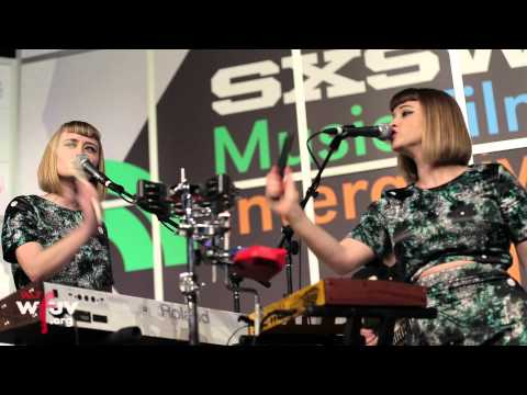 "Lucius - ""Genevieve"" (Live from Public Radio Rocks at SXSW 2014)"