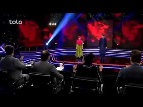 New Pashto song by Afghan star zala ashami  tolo tv 2017 shwo