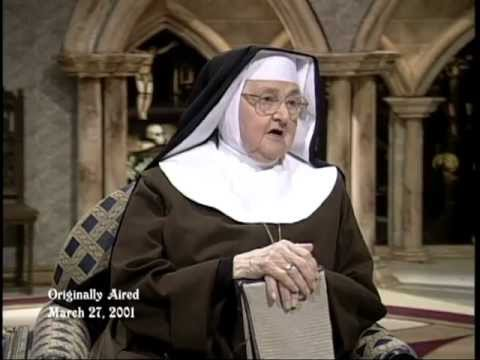 Mother Angelica Live Classic  St. Luke's Gospel - aired 3-27-2001
