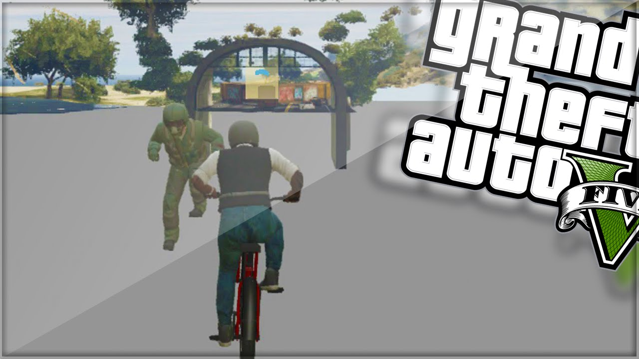 gta 5 how to get under the map