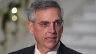 Raffensperger responds after release of Trump call