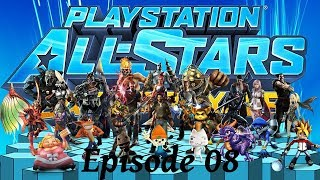 PS3 - Playstation All-Stars Battle Royale - #08  - Cole -