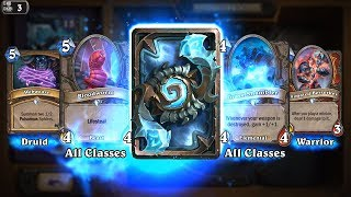 Howling Commander - Knights of the Frozen Throne Hearthstone rare card pack opening